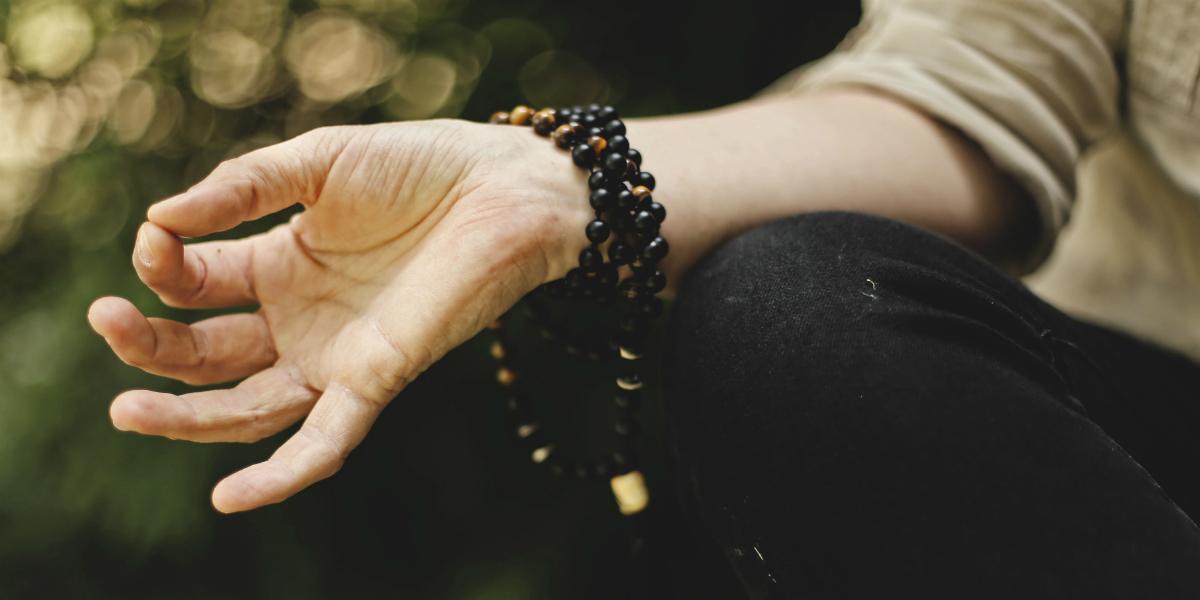 meditacija - joga proti depresiji in anksioznosti - blaženje stresa - meditacija