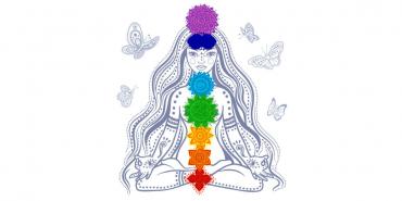 čakre in nadiji - energijski sistem v tvojem telesu