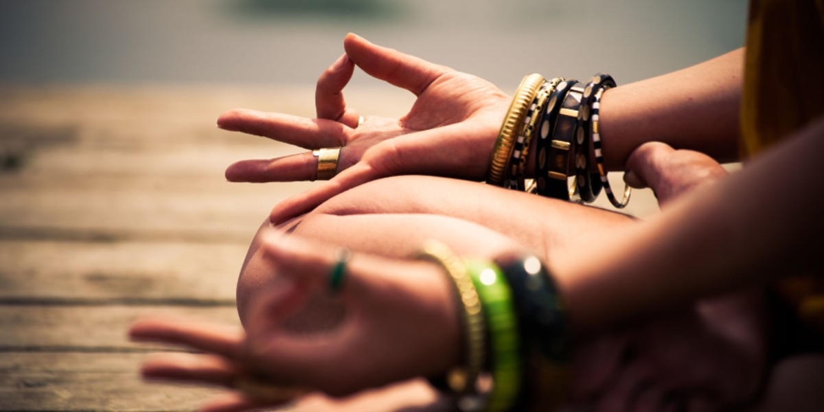 jogijske mudre - pranajama - meditacija