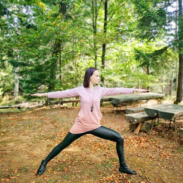 bojevnik 2 - joga v pisarni