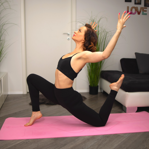 online jogafit - joga za ženske